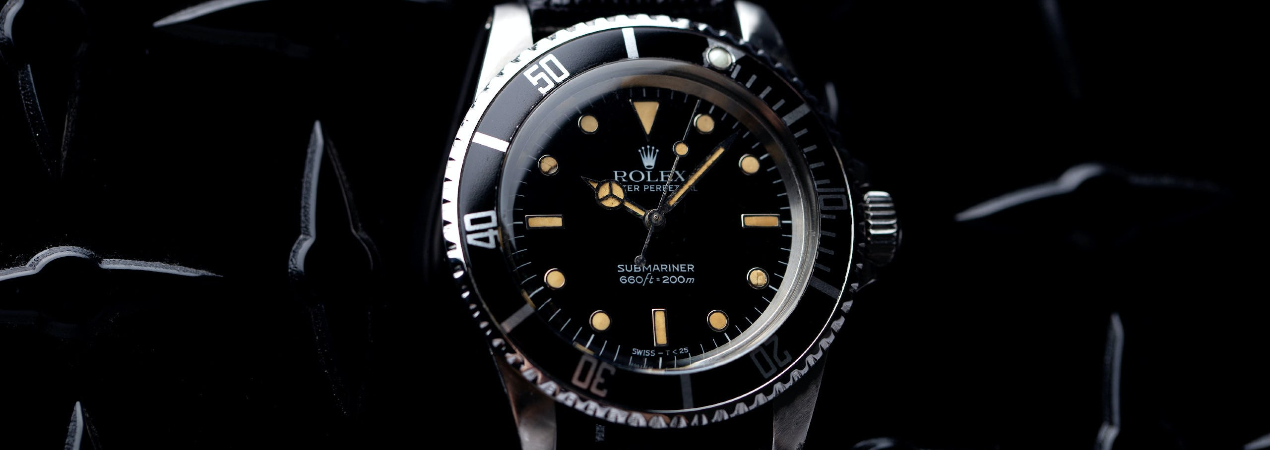Everything You Need to Know About the Rolex Submariner
