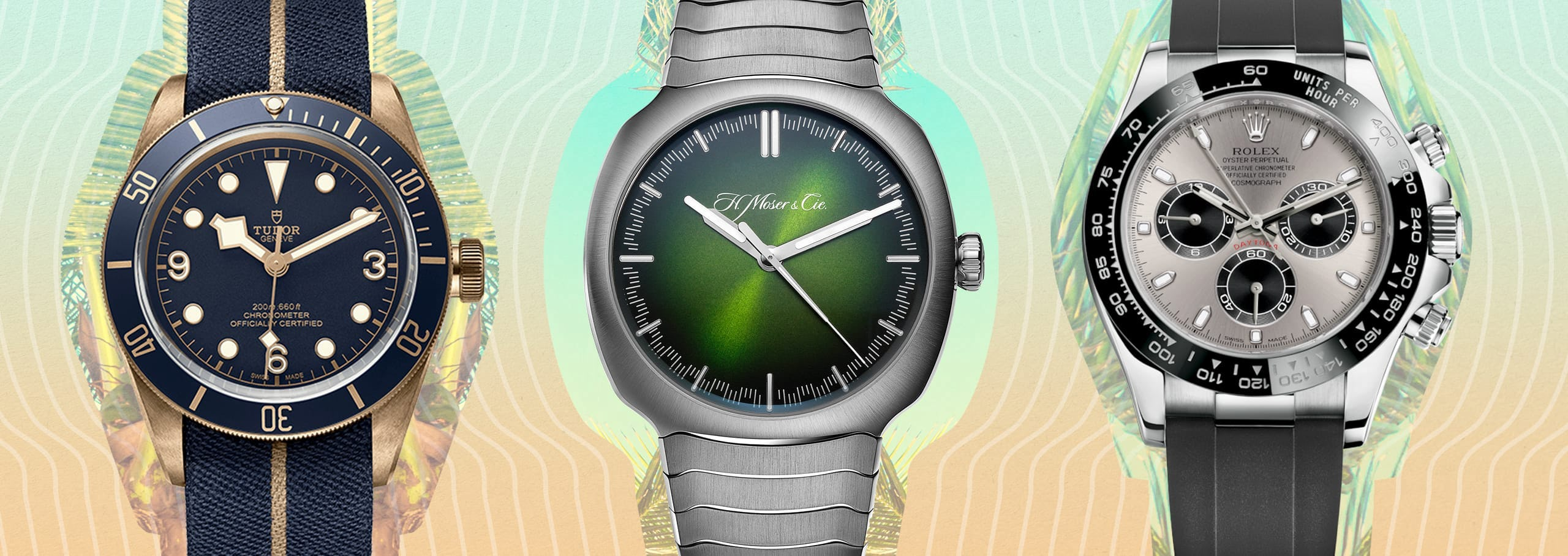 A Round-Up of Favorite Summer Watches from Our House