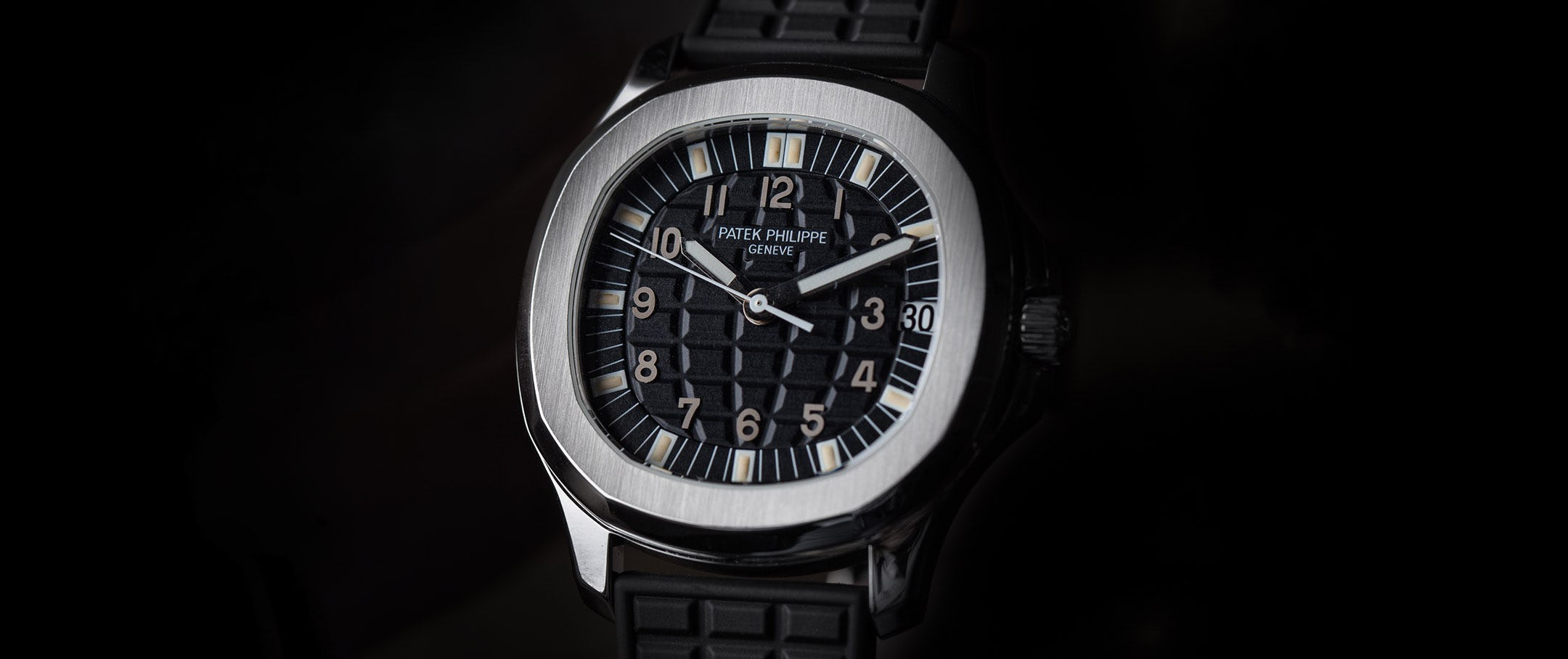 Drip or Drown? An Overview of the Patek Philippe Aquanaut