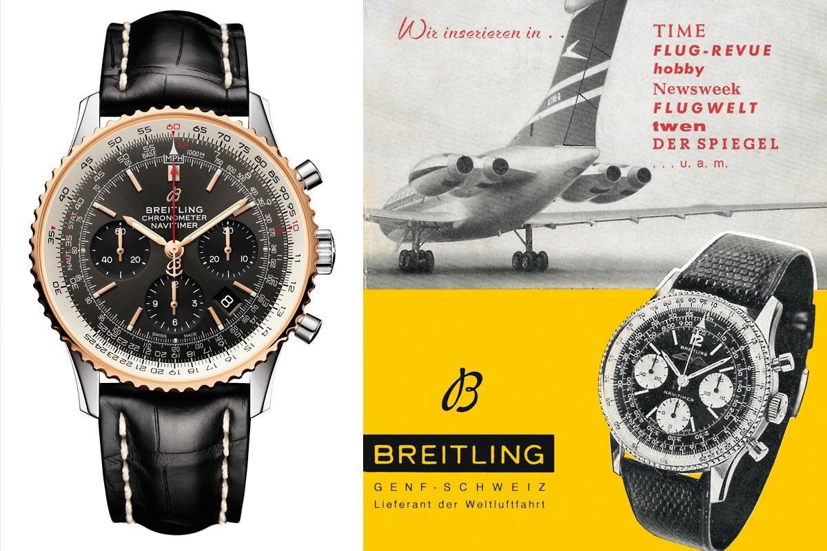 Breitling Navitimer Pilot's Watch