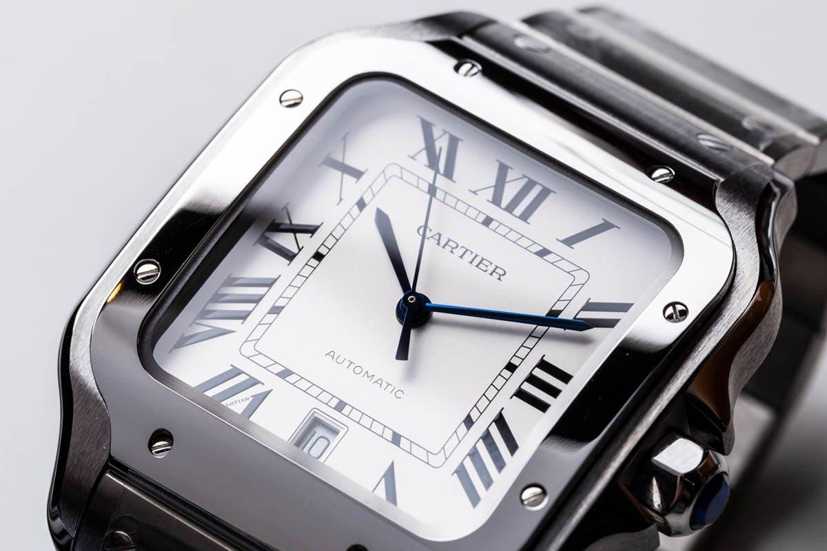 Cartier Santos Pilot's Watch