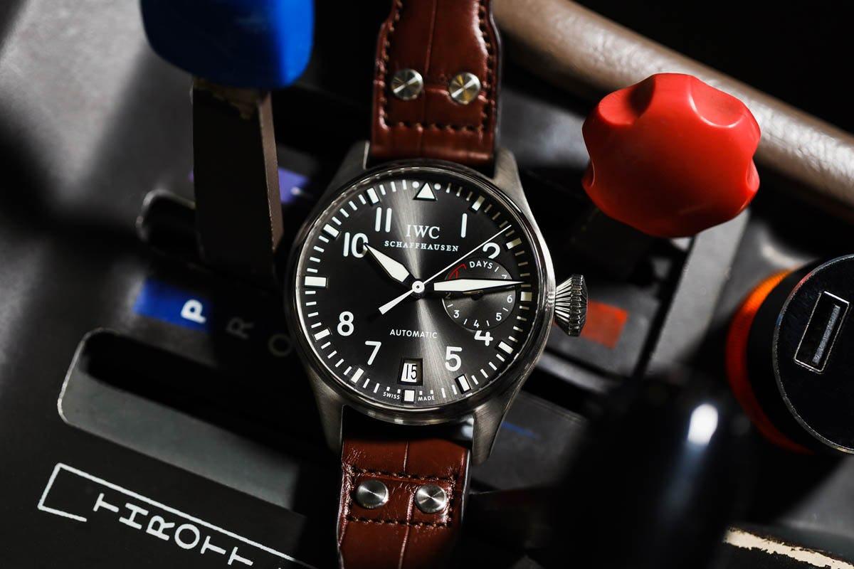 IWC Big Pilot Watch