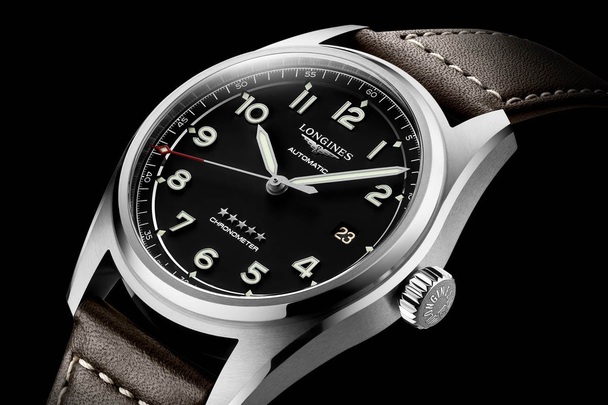 Longines Pilot's Watch