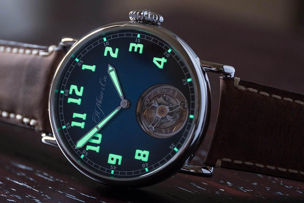 H. Moser Pilot's Watch
