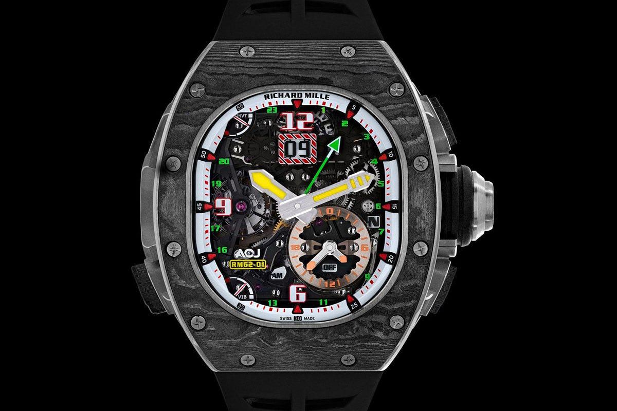 Richard Mille Pilot's Watch