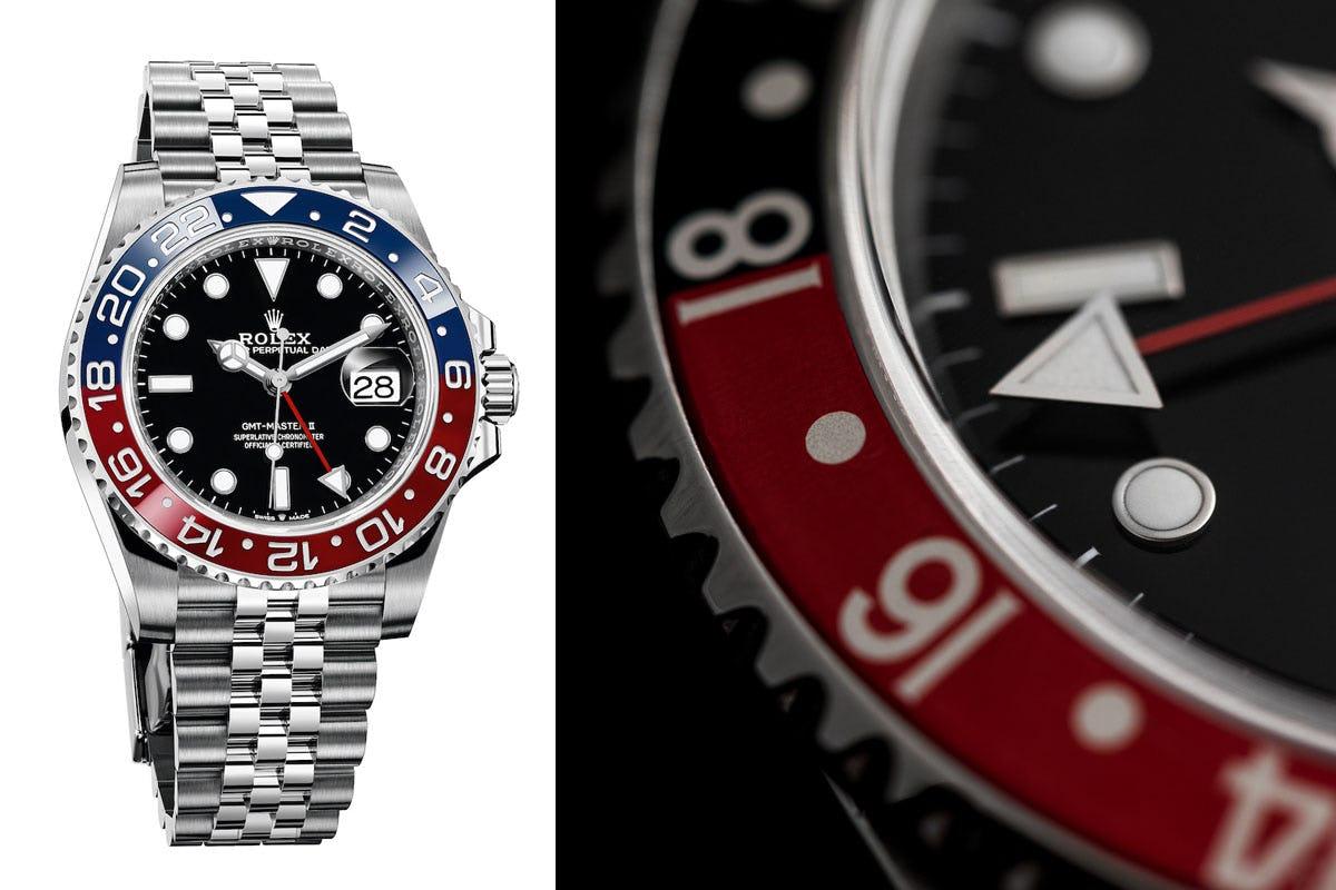 Rolex GMT Master II Pilot's Watch