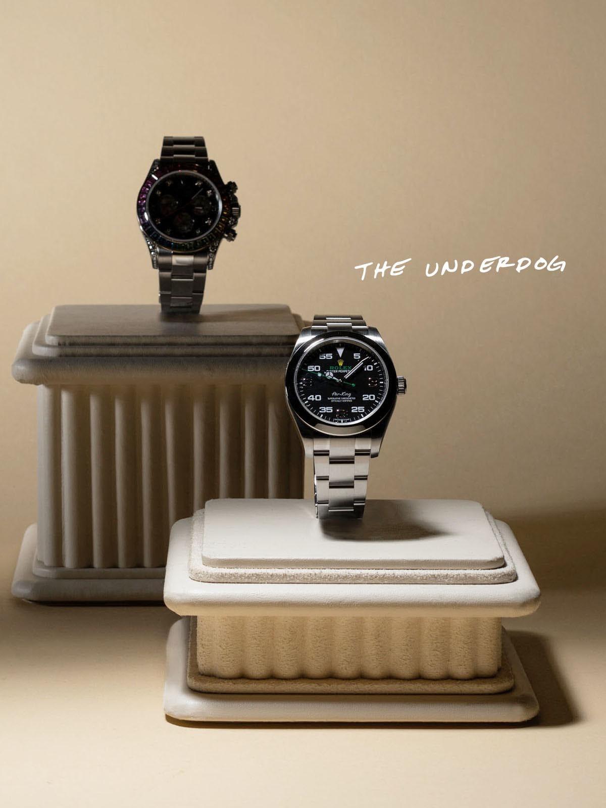 First Rolex Air-King - The Underdog
