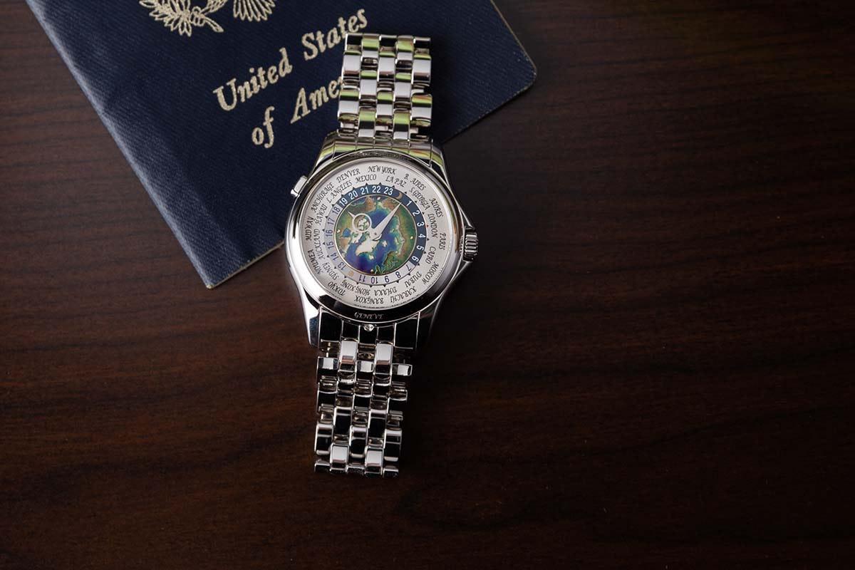 Patek Philippe 5131 World Time