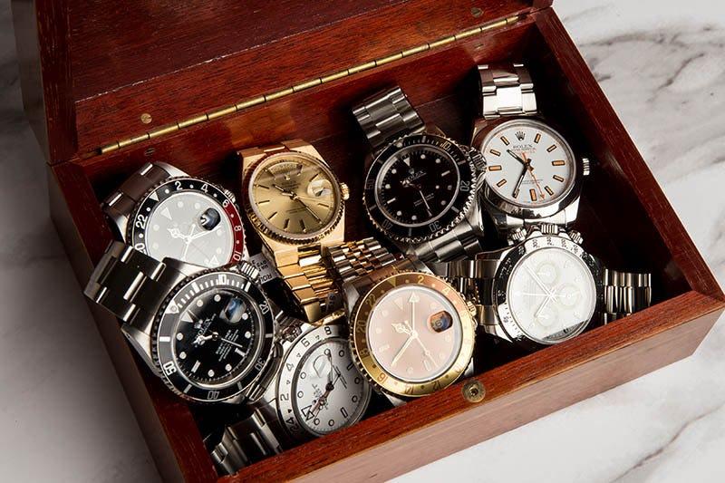 Popular Rolex Models