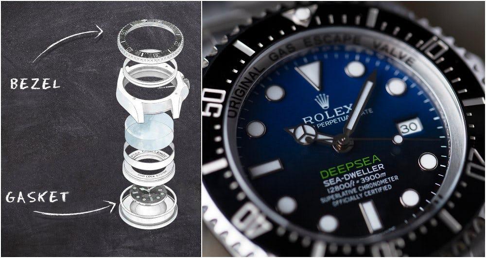 Rolex Deepsea Challenge and Deepsea James Cameron Dive Watches