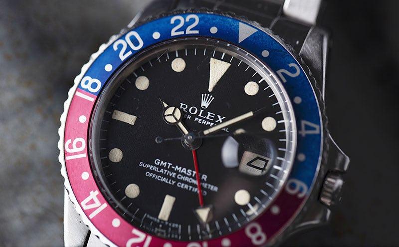 Rolex GMT-Master Pepsi Vintage 167520200313