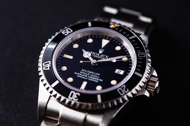 Rolex_Sea-Dweller_16660 Dive Watch