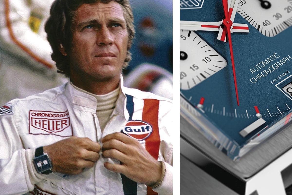 TAG Heuer 1969 Monaco